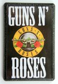 Guns N'Roses - 'Logo' Fridge Magnet